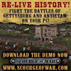 Scourge of War Civil War Games