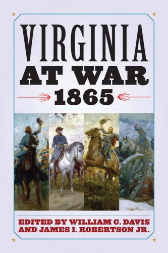 Virginia At War 1865 Davis Robertson 333x500 Civil War Book Acquisitions: January 2012