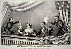The Assassination of President Lincoln   Currier and Ives 2 Take Your Choice: The Assassination of Abraham Lincoln
