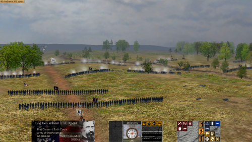 TollGateEastOfSalemChurch 500x281 Scourge of War: Chancellorsville in Images
