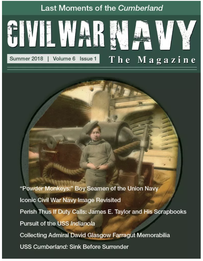CivilWarNavyMagazineSummer2018Vol6No1